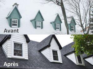 Rénovation - toiture